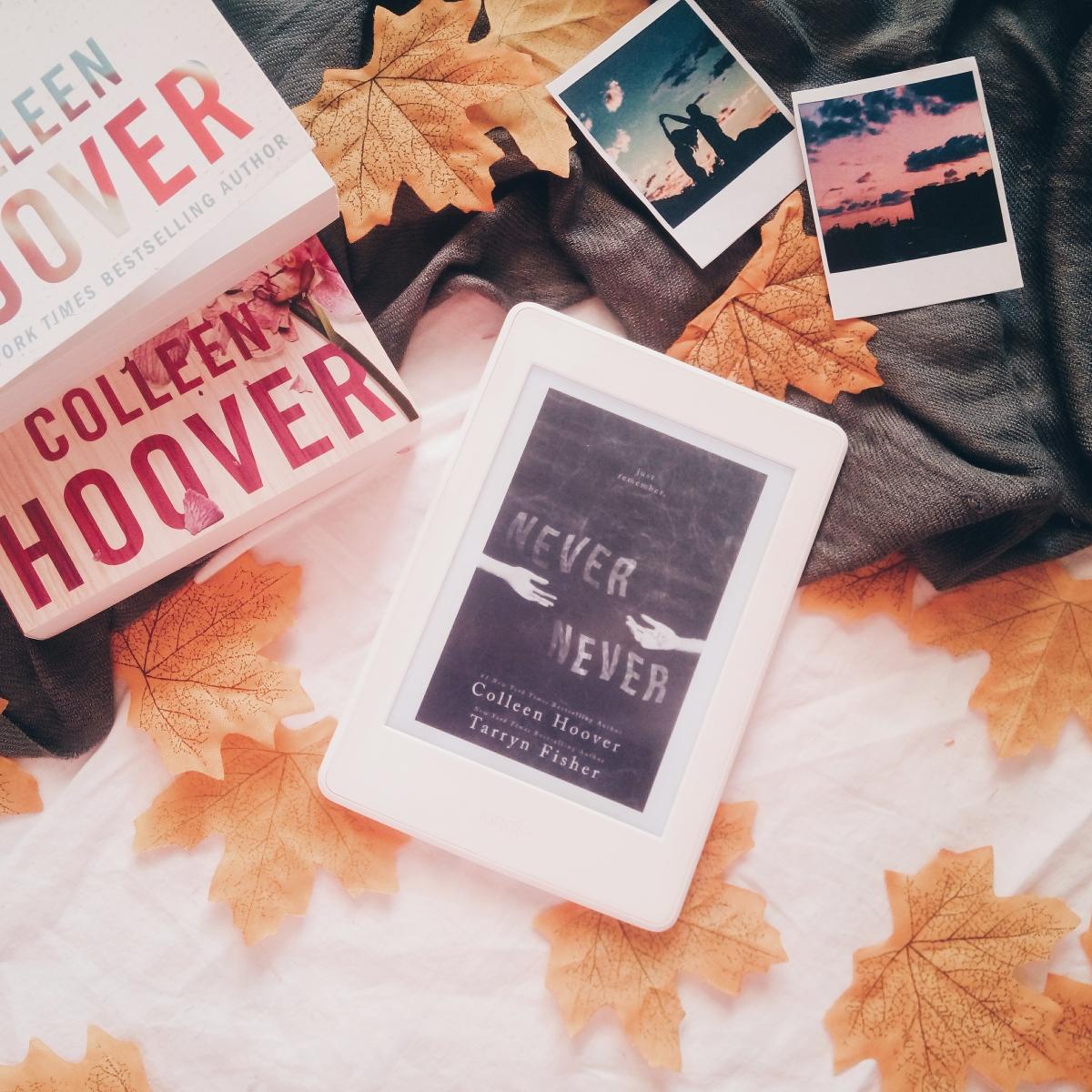 Vale a pena ler?|Trilogia Nunca Jamais - Collen Hoover & Tarryn Fisher